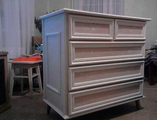 Как переделывать мебель