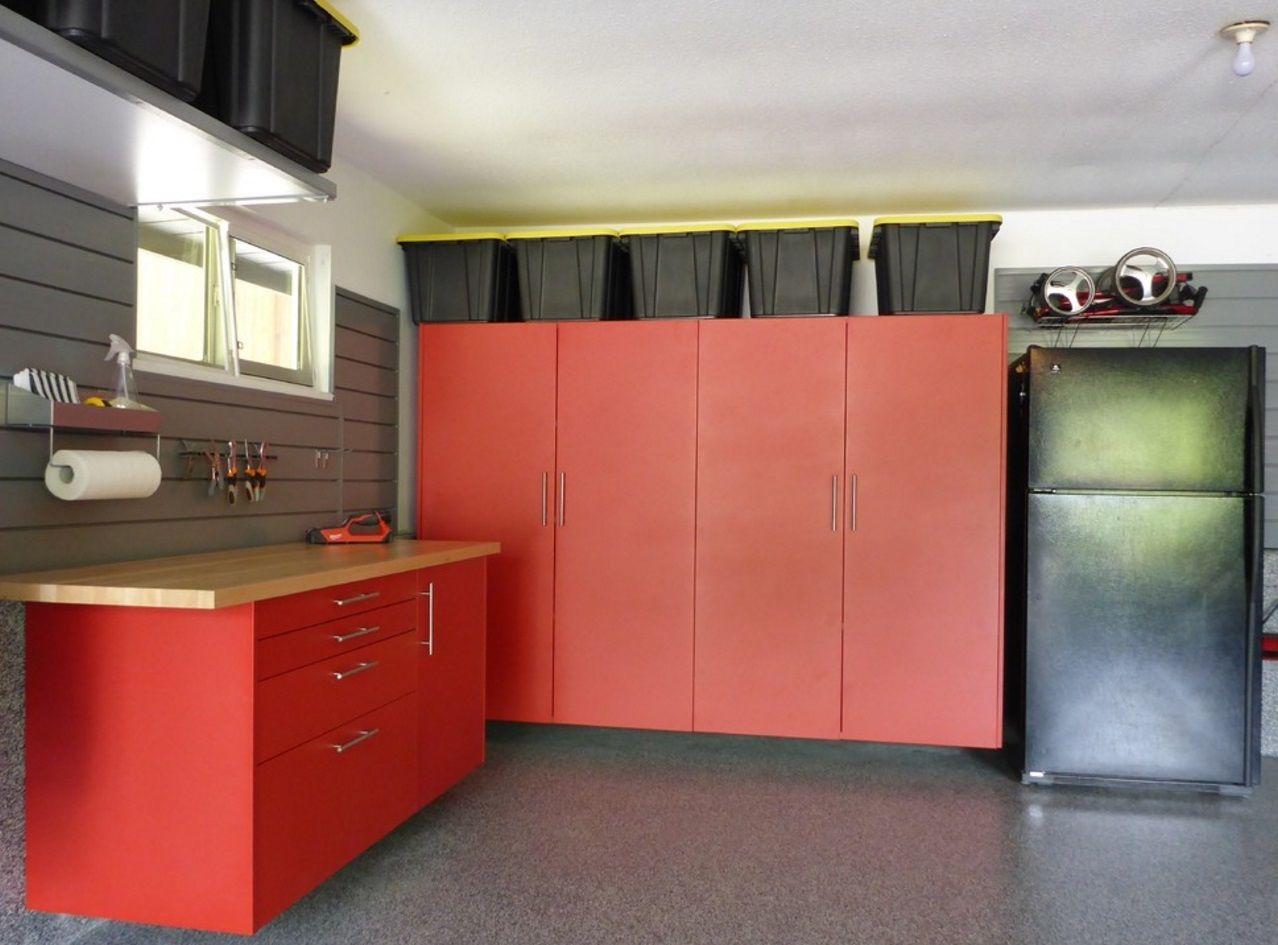 Как сделать гаражное здание практичным