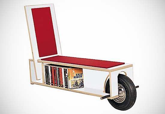 Как сделать место для чтения в доме