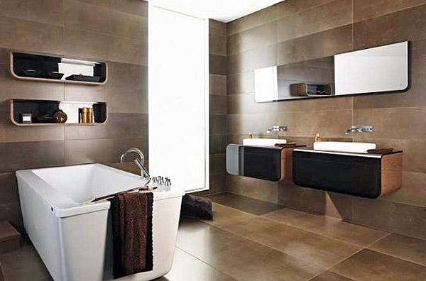 Как сделать ванную комнату красивой