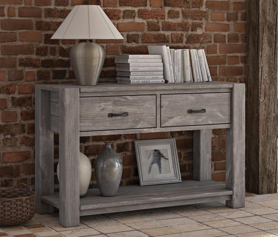 Как состарить мебель