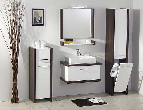 Как выбирать мебель для ванных