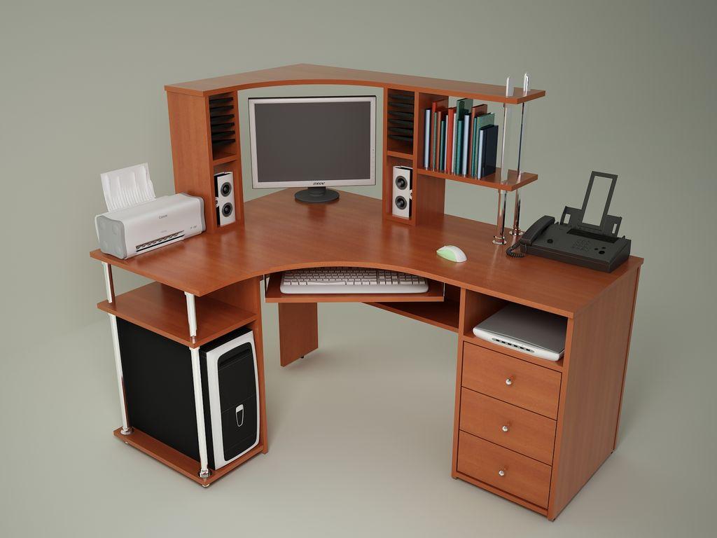 Как выбрать практичную корпусную мебель для рабочего места