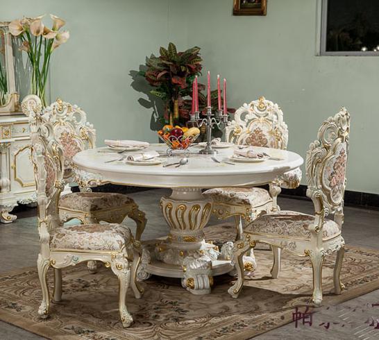 Классическая французская мебель