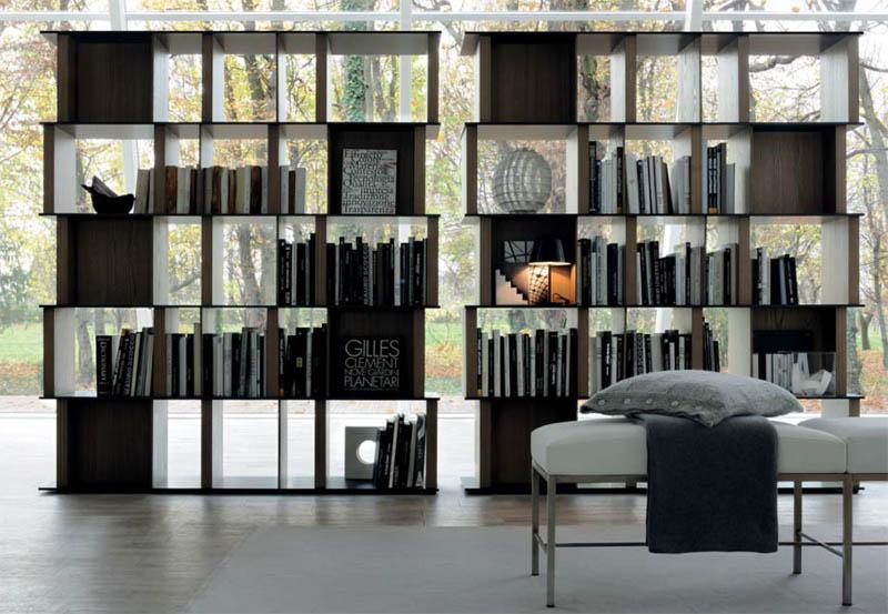 Книжный шкаф стеллаж