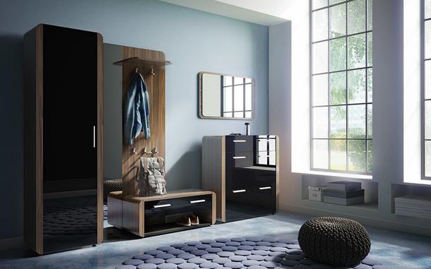 Коллекция мебели для прихожей