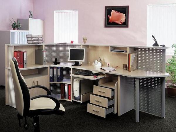Комфортная мебель для приемной reception