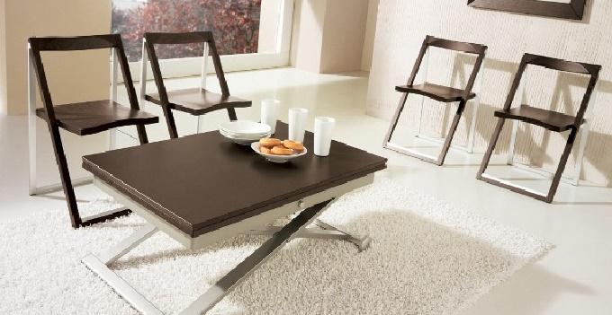Компактная складная мебель для дома
