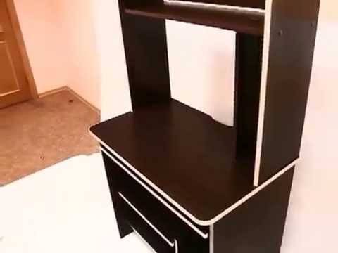 Компактный столик для компьютера