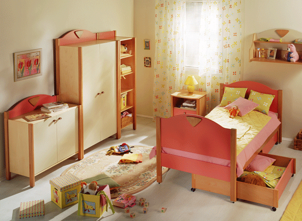 Комплект десткой мебели