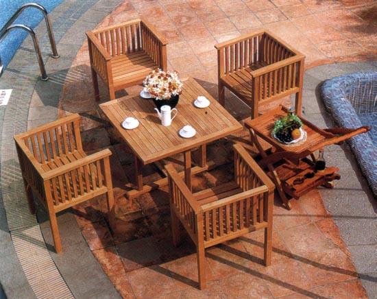 Комплект для летнего кафе