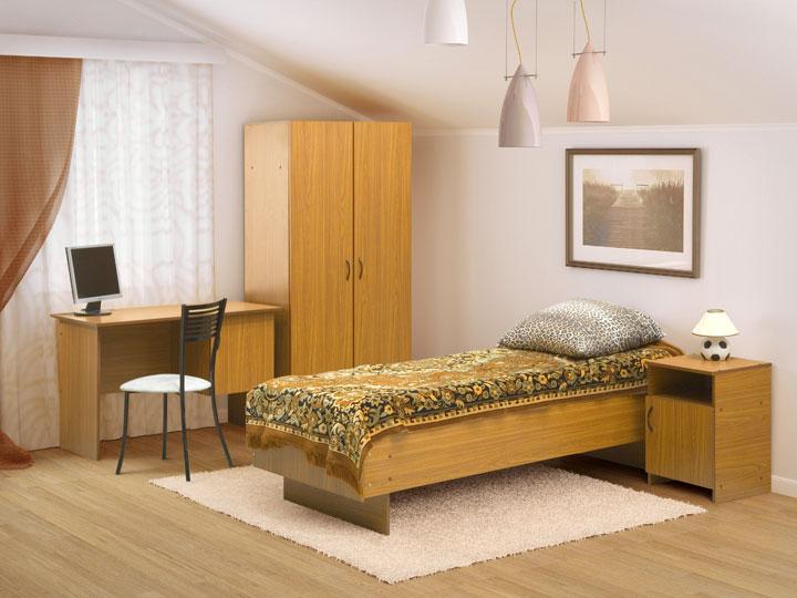 Комплект недорогой мебели