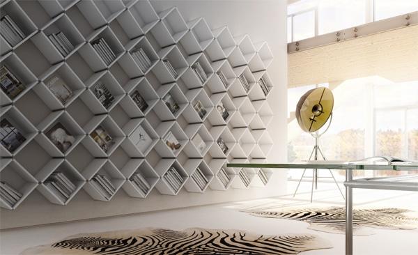 Корпусная мебель белого цвета
