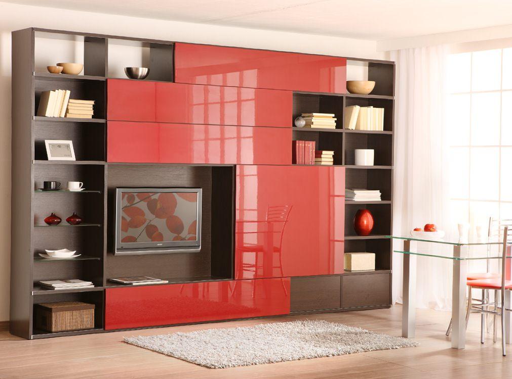 Красивая и хорошая мебель для оформления интерьера гостиной