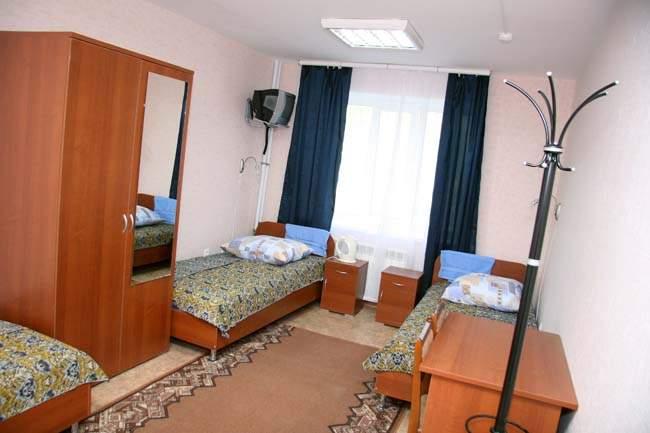 Красивая мебель для студента в общежитии