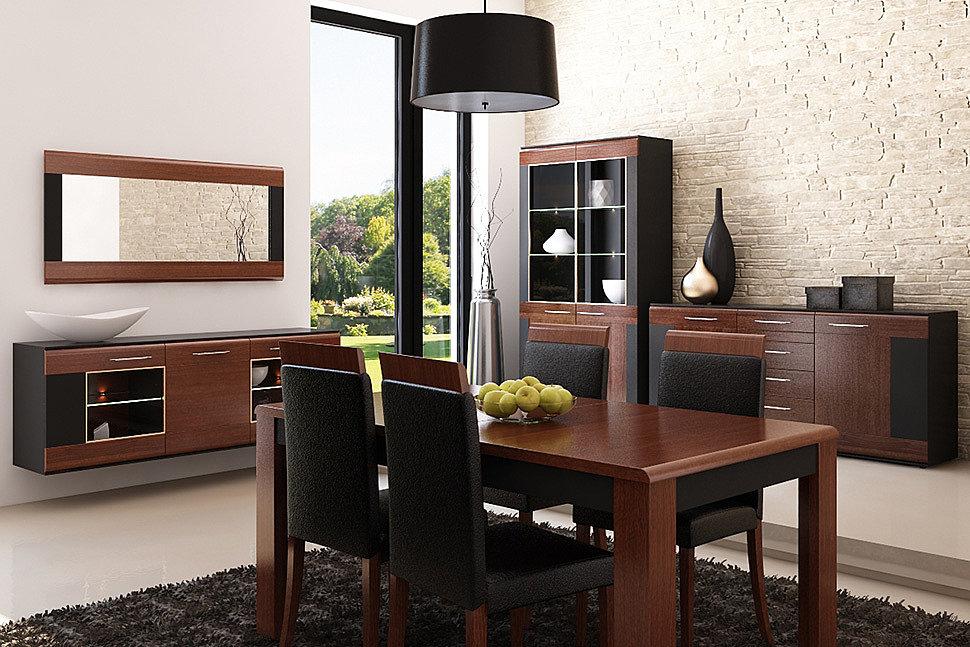 Красивая мебель из натурального шпона