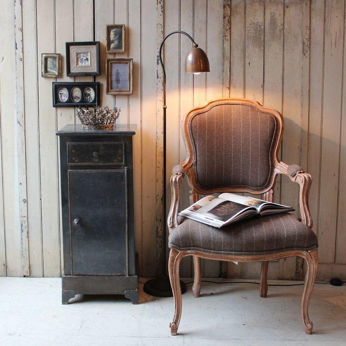 Красивый мягкий стул