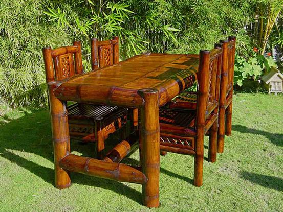 Креативные предметы из дерева и бамбука