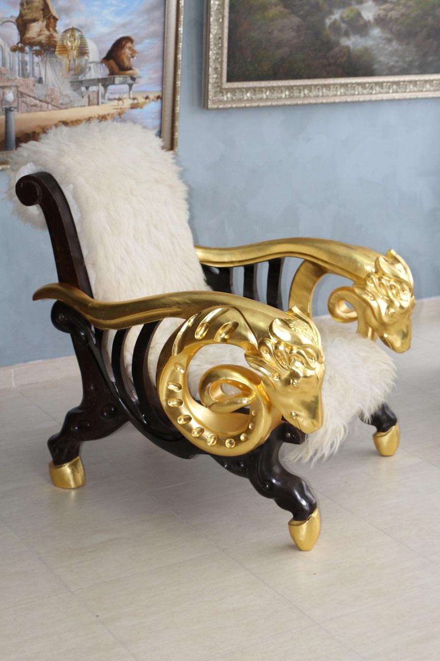 Кресло Баран