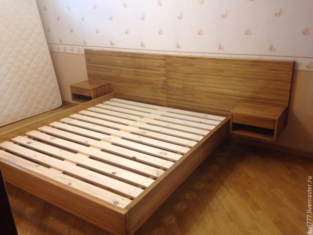 Кровать Лиственница