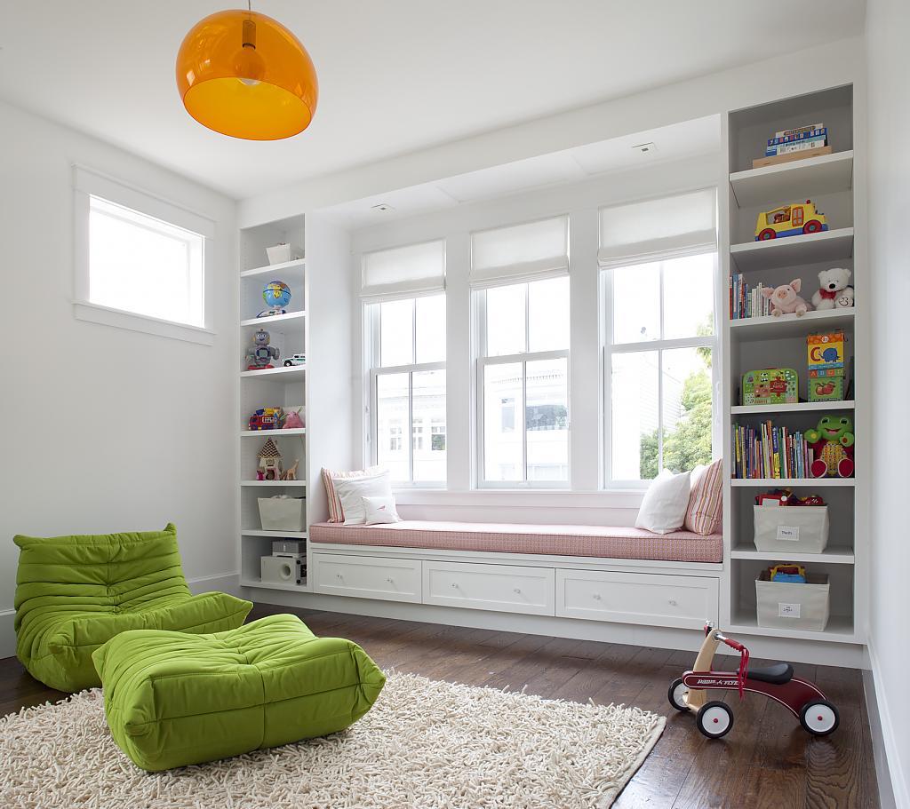 Кровать-подоконник