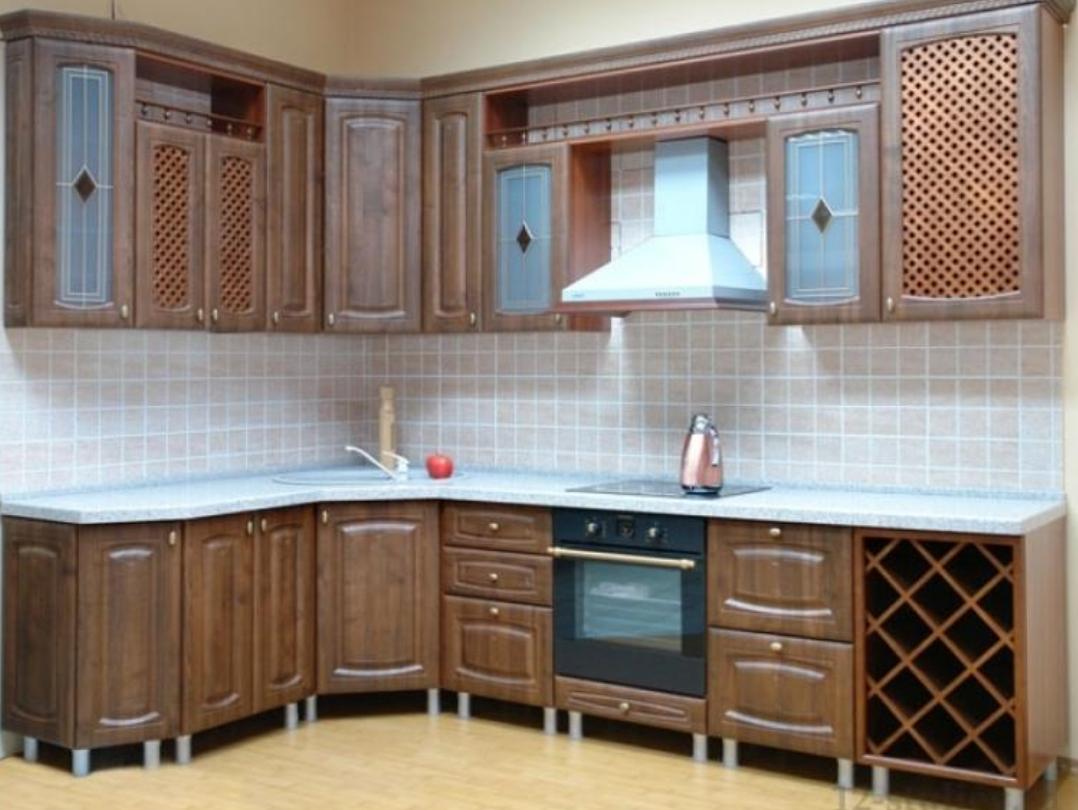 Кухонный гарнитур в доме
