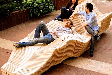 Лавка-кровать