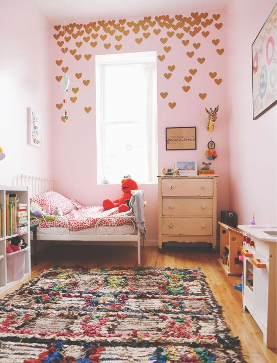 Маленькая детская спальня