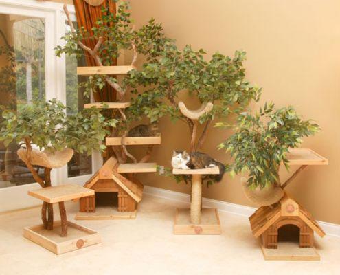 Мебель для домашних животных в квартиру