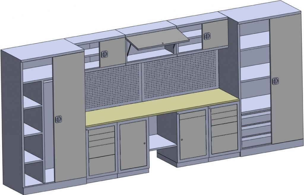 Мебель для гаража