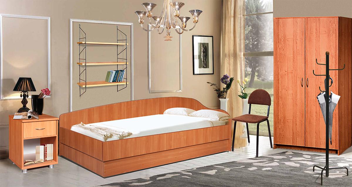 Мебель для общежитий и гостиниц