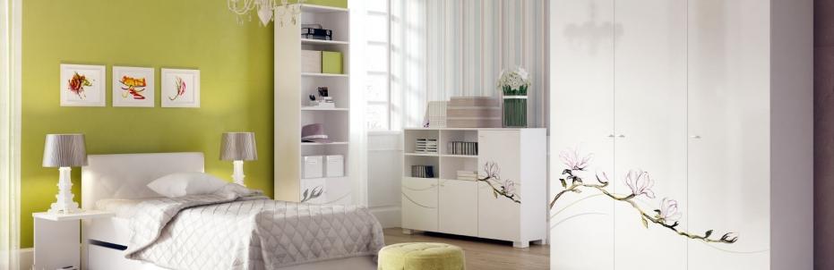 Мебель для подростковой спальни