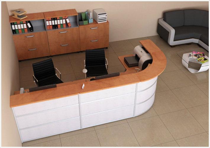 Мебель для приемной руководителя