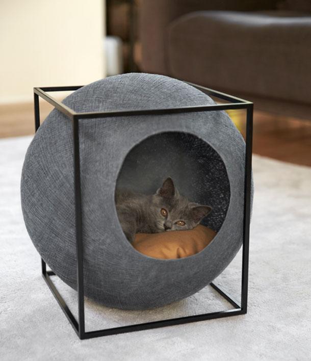 Мебель для разборчивых кошек