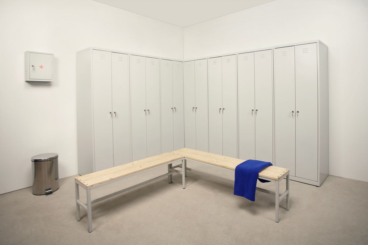 Мебель для раздевалок
