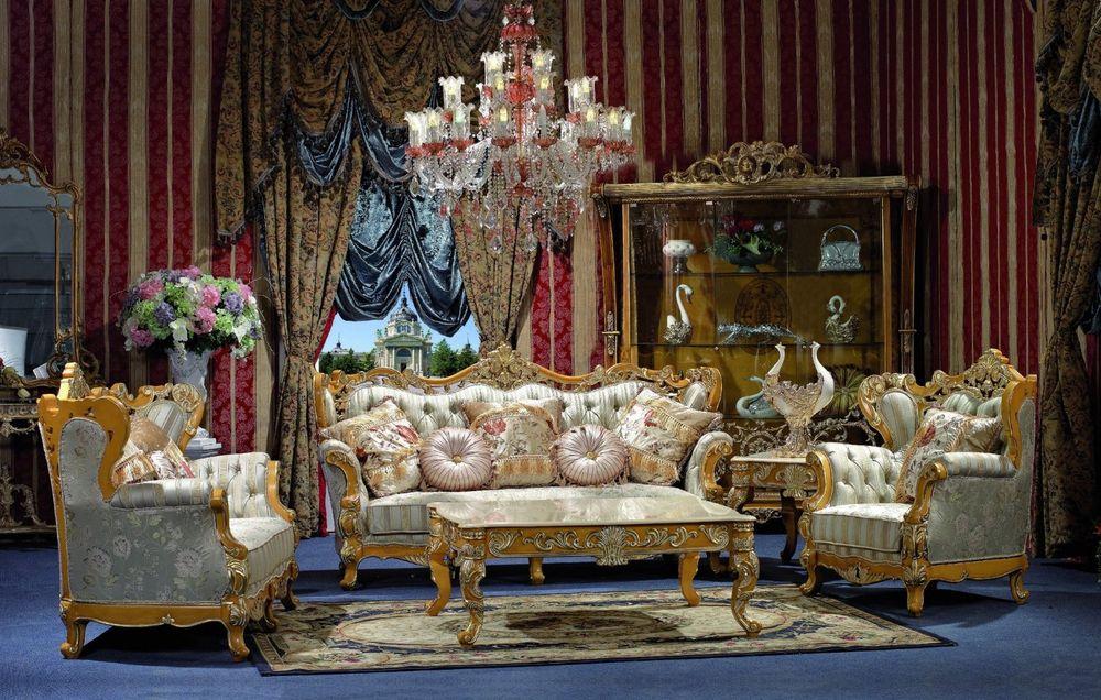 Мебель эпохи Рококо