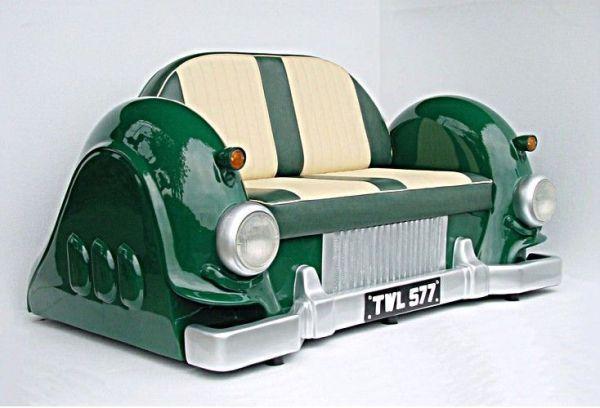 Мебель из автомобиля