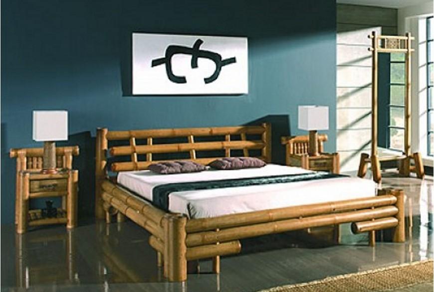 Мебель из бамбука как способ проявить себя