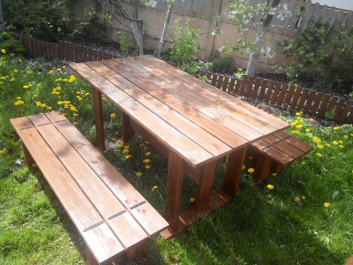 Мебель из дерева массив лиственницы