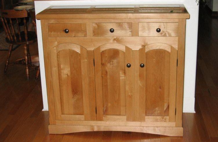 Мебель из лиственницы — преимущества и недостатки