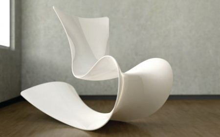 Мебель из пластика – это практичность и красота