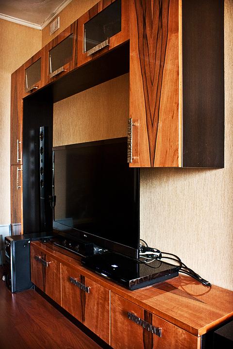 Мебель из шпона и отделка шпоном интерьеров