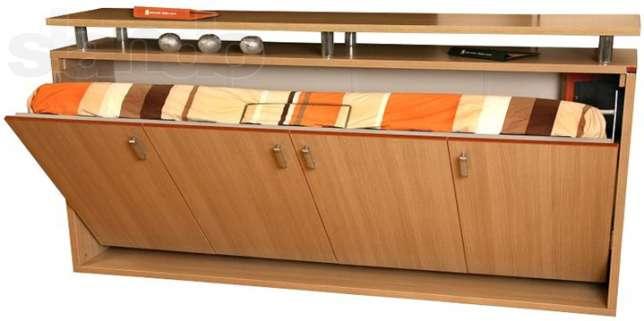 Мебель кровать комод
