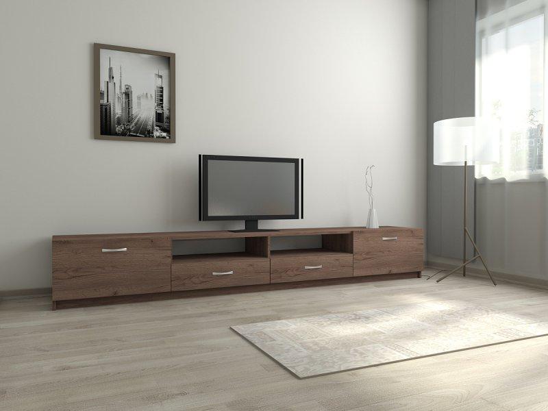 Мебель под телевизор для гостиной комнаты