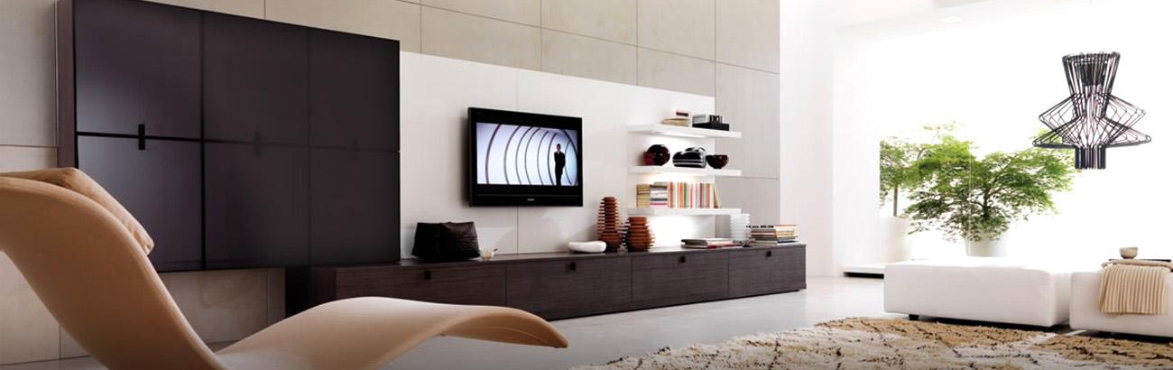 Мебель с приятным дизайном