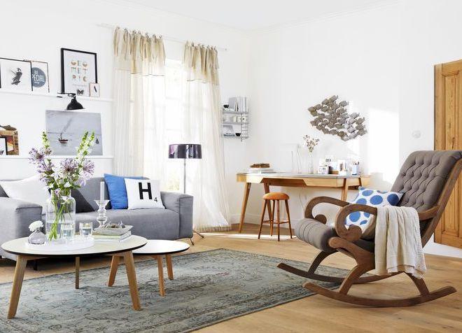 Мебель в скандинавском стиле для дома