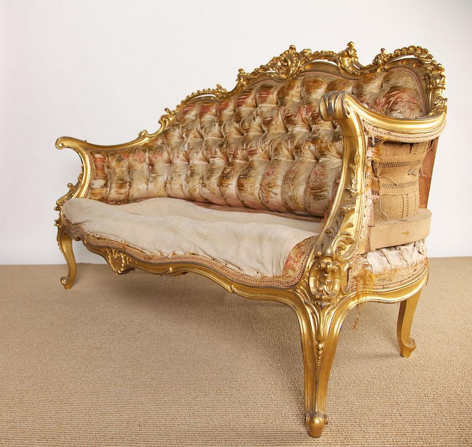 Мебель в стиле Rococo