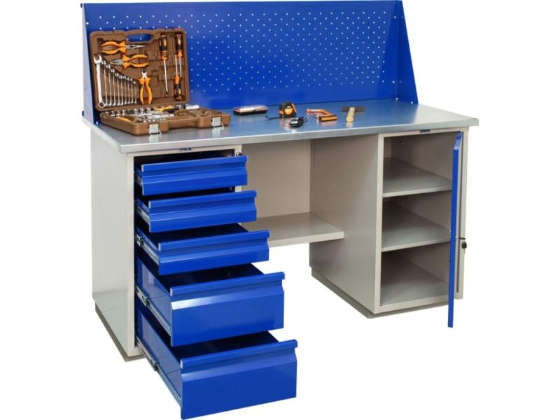Металлическая мебель для работы