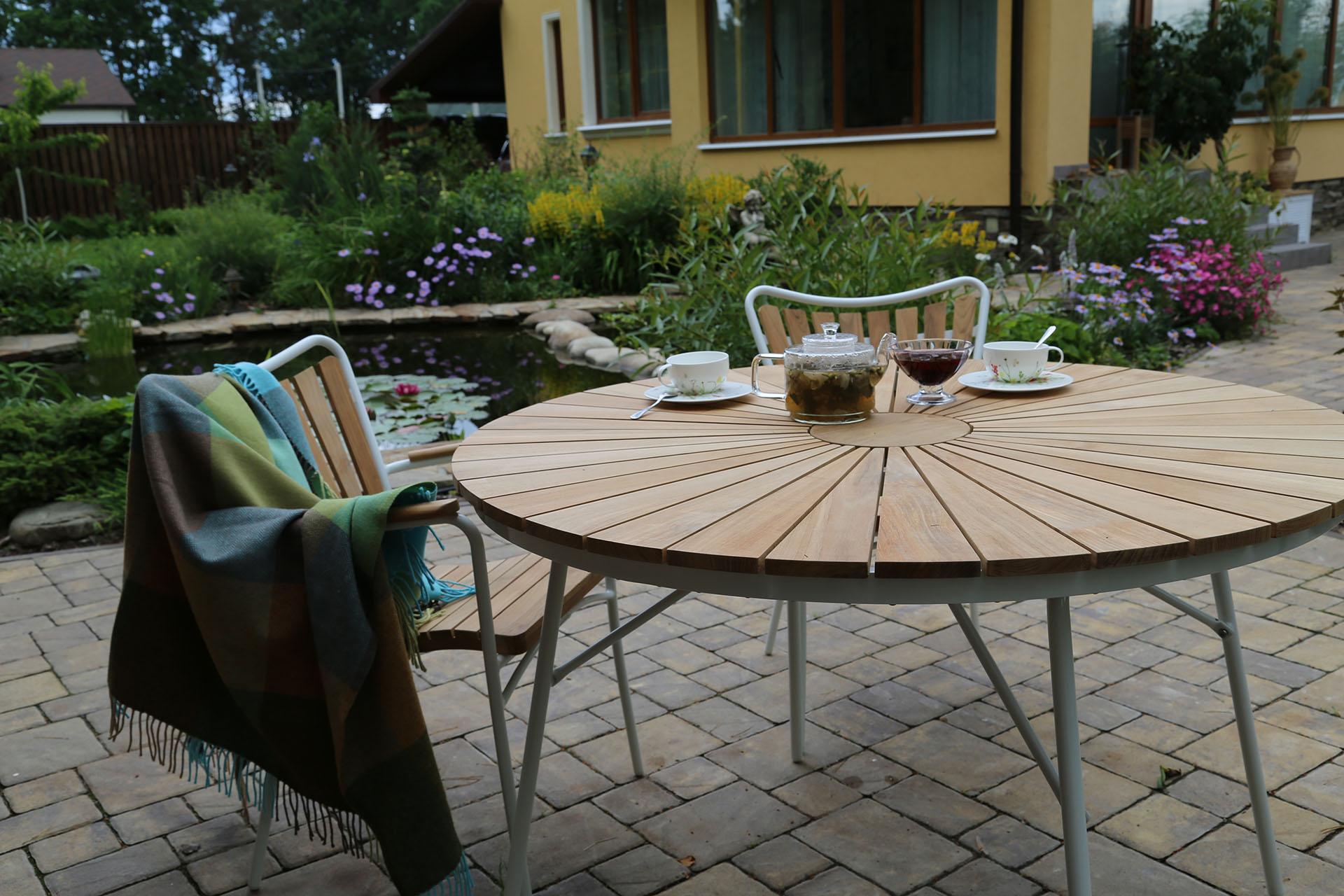 Многофункциональный круглый стол
