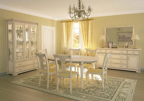 Модульная красивая мебель